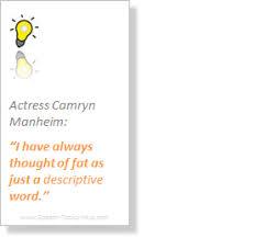 descriptive speech topic high priority tips camryn manheim actress addresses descriptive word