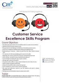 centre for extension education customer service excellence skills program