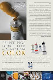 M Graham Color Chart 2 Free Magazines From Mgraham Com