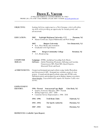 best objectives in resumes ojt certificate sample for it student copy resume objectives for ojt