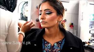 video tutorial indian bridal makeup and hair style saloni health beauty supply the unmon beauty