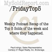 Tchc My Chart Episode 135 Friday Top 5 Solds From Aug 30 Sept 6 Bonus