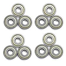 608 bearing. 16-count 608 bearings abec-7 skate bearing h