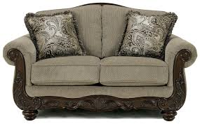ashley sofa and loveseat. Signature Design By Ashley Fresco Loveseat - Item Number: 5730035 Sofa And