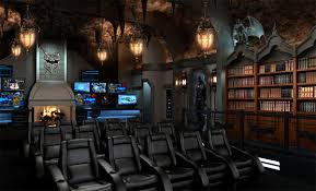 home theater design. black home theater design