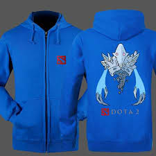 dota 2 hero zip hoodie ancient apparition printed for men