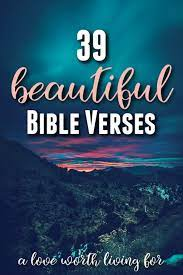 While he had wealth and a large family, that's not what god cares about. 39 Best Inspiring And Beautiful Bible Verses For Women A Love Worth Living For