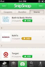 Two Apps That Let You Take Photos Of Your Coupons