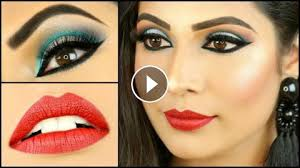 if you are looking for a ultra glam makeup look for your next big party event than this look would look amazing on you especially if you are going wit