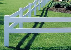 Vinyl fencing Ranch Style Bufftech Post Rail Vinyl Fencing By City Fence Buffalo South Camden Iron Works Residential Vinyl Fence Panels Vinyl Fencing Installation Buffalo