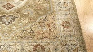 picturesque pottery barn rug new handmade persian hayden area 5x8