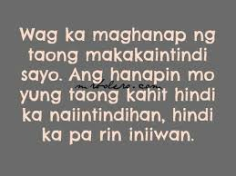 Tagalog Quotes Impressive Tagalog Quotes About Love Tagalog Love Quotes Pinterest
