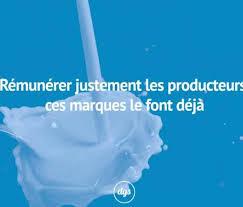 """Résultat de recherche d'images pour """"trois marques luttent rémunération équitable agriculteurs en france"""""""
