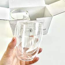 Ikea ダブル ウォール グラス