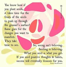 Quotes About Planting Seeds For Life