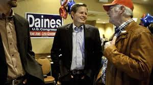 Republican Daines beats <b>Gillan for</b> U.S. House seat | State ...