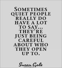 Quiet Quotes Classy Images Of Quiet People Quotes SpaceHero