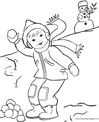 Coloring pages holidays nature worksheets color online kids games. Winter Coloring Pages Sheets And Pictures