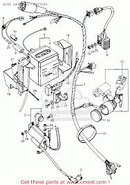 Interesting 1974 honda ct90 wiring diagram images best image wire