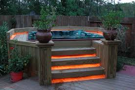 top result diy hot tub plans beautiful free standing deck plans best of new deck designs