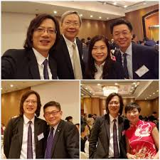 Vincent Ng HKIA Diary - with HKILA President Tak Wong, HKICPS VP Mable Chan  HKICPS President Ivy Cheung and HKIS President C K Lau | Facebook