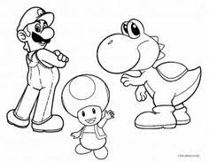 Small Picture Printable Yoshi Coloring Pagespng Coloring Pinterest Yoshi