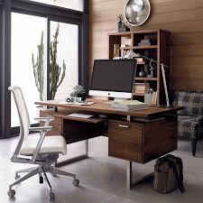 crate and barrel home office. Modren Home Crate U0026 Barrel Clybourn Home Computer Desks Inside And Office R