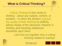 critical thinking essays examples informative and surprising critical thinking essays examples