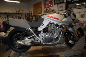 sharp sword 1982 suzuki gs1000 katana