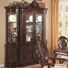 tabitha traditional china cabinet