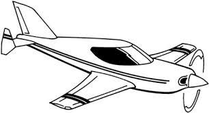 Vliegend Vliegtuig Kleurplaat Gratis Kleurplaten Printen