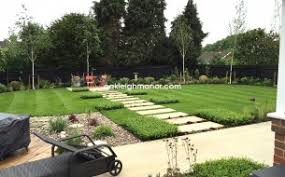 Small Picture Garden Design in Kent Oakleigh Manor