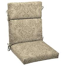 epic outdoor high back chair cushions on interior designing home ideas with additional 14 outdoor high