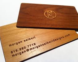 wooden business cards 25 unconventional wooden business cards inspirationfeed