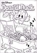 Weekblad Donald Duck Kleurplaten Zonder Reclame