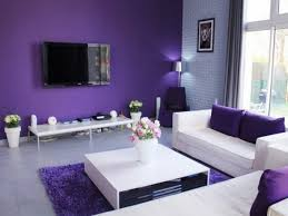 Purple Living Room Purple And White Living Room Yes Yes Go
