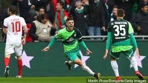 Move over jadon sancho, milot rashica might be the actual star from the bundesliga. Report Crystal Palace Interested In Werder Bremen Winger Milot Rashica