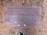 Petra Christensen 1903 - 1993 BillionGraves Record