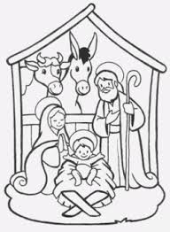 nativity coloring sheet nativity coloring pages 2018