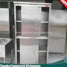 Pantry Cabinet Kitchen Restaurant Stainless Steel Kitchen Cabinetkitchen Cupboard