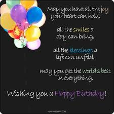 Birthday Blessing Quotes Simple 48th Birthday Wishes Perfect Quotes For A 48th Birthday