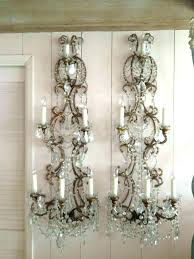 crystal candle holder wall sconces chandelier wall sconce crystal wall lamp chandelier light led bulb lamp