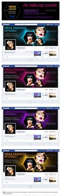 hexa fashion fb timeline cover facebook timeline covers social a
