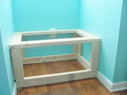 Headboard Bench Plans Remodelaholic Headboard Benches How To Make Your Own Diy Via Com