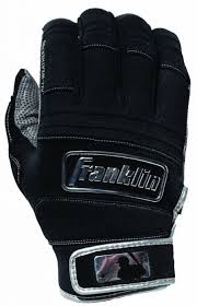 Batting Glove Size Chart Franklin Franklin All Weather Batting Gloves