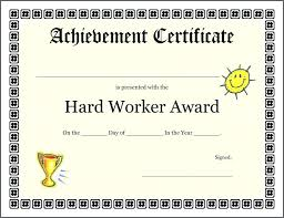 Award Certificate Templates Free Certificate Templates Amusing Funny Awards Certificates Free