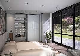 3d design bedroom. 3D Interior Design - Bedroom Large Window 3d 6