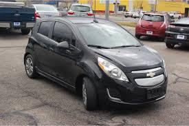 CNG Utah - 2014 Chevrolet Spark EV