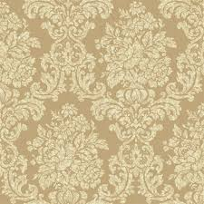 Gold Damask Background Illume Gold Damask Wallpaper