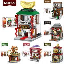 Bộ Đồ Chơi Lego Xếp Hình Thành Phố Local? Cho Bé